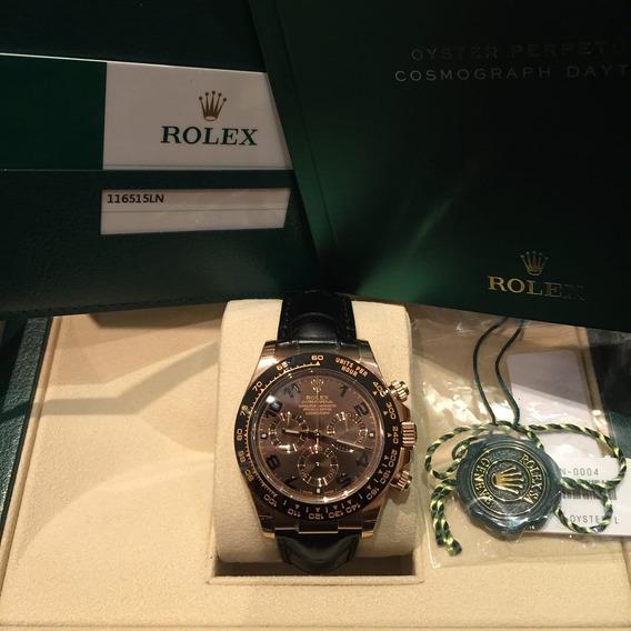 Relógio Masculino Rolex Daytona Caixa Original 12x + Frete