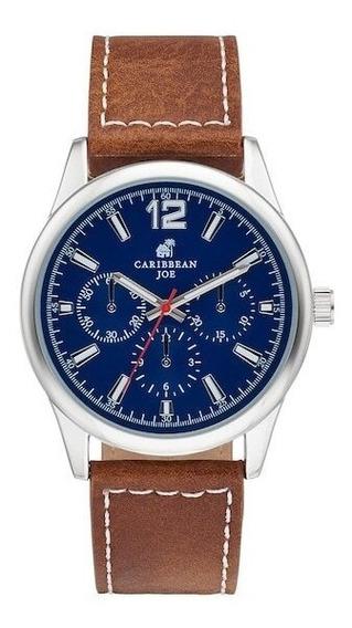 Relógio Caribbean Joe Seminovo Importado Do Canadá Na Caixa
