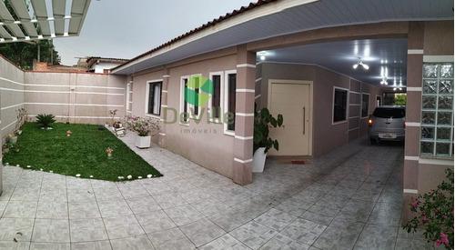 Casa A Venda No Bairro Santa Terezinha Em Fazenda Rio Grande - 393-1