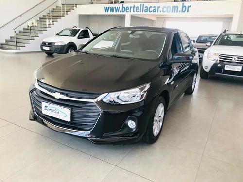 Imagem 1 de 14 de Chevrolet Onix Plus 2021 1.0 Ltz Turbo 4p