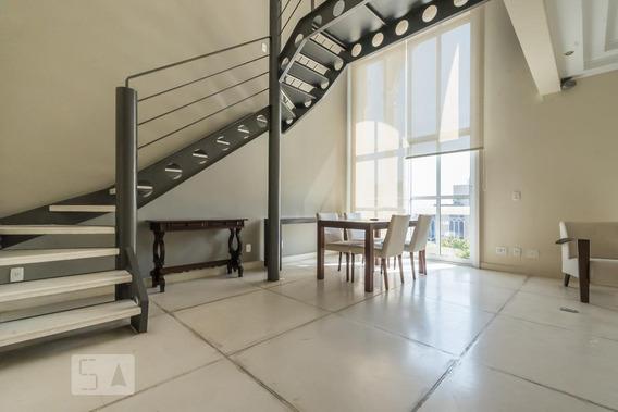 Apartamento Para Aluguel - Campo Belo, 1 Quarto, 74 - 893047832