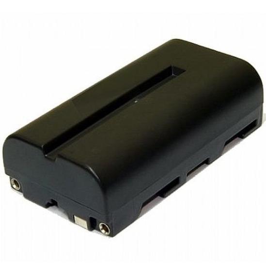 Bateria Para Câmeras E Iluminador Led Sony Np F550 - Np F570