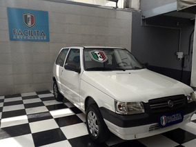 Fiat Uno Mille Economy 1.0 3 Portas Básico
