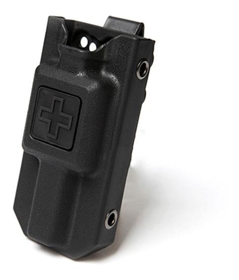 Porta Torniquete Táctico Rigido Molle Para Tipo C A T Negro