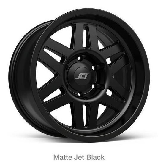 Rines Stealth6 17 6h Toyota Stealth Custom Series Negro