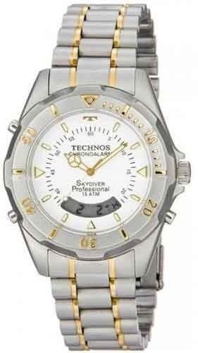 Relógio Technos Masculino Skydiver T20557/9b