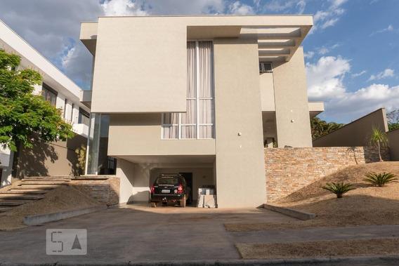 Casa Em Condomínio Com 4 Dormitórios E 3 Garagens - Id: 892953431 - 253431
