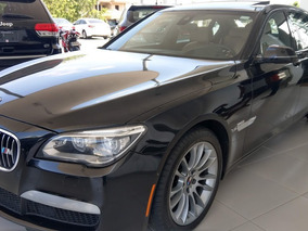 Bmw 750li V8 Turbo Negro 2015 Kit M