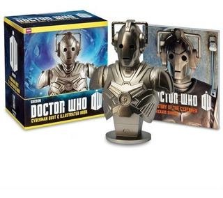 Dr Who exterminar Jogo Miniaturas Cybermen Sem Glúten