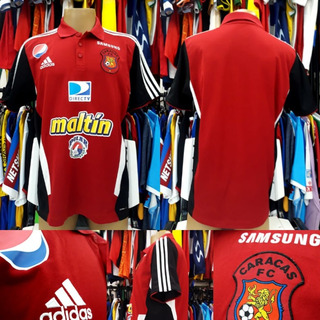 Camisa Caracas-ven - adidas - Polo - G - 2012/2013