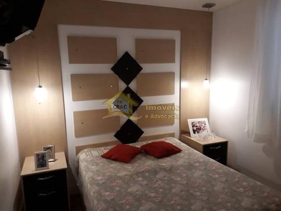 Apartamento Em Condomínio Padrão Para Venda No Bairro Vila Invernada. - 1241cr