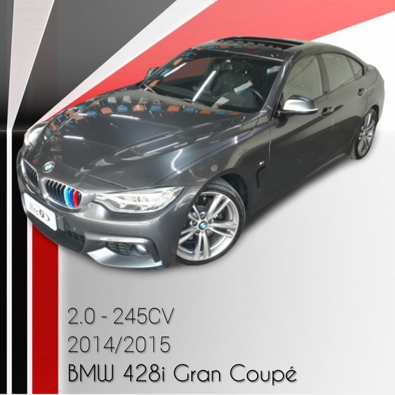 Bmw 428i 2.0 M Sport Gran Coupe 16v Turbo Gasolina 4p Aut