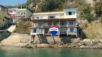 Excelente Prédio Com Três Apartamentos, Barra De Guaratiba, Rio De Janeiro! - Ap0179