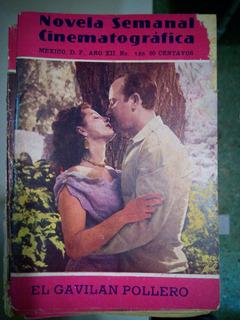 C6 Novela Semanal Cinematografica # 586 El Gavilan Pollero