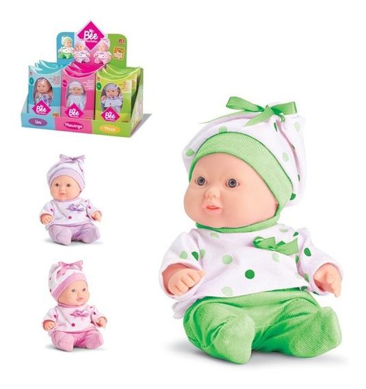 Boneca Infantil Mc Bee Mini Babies Com Cheirinho De Frutas