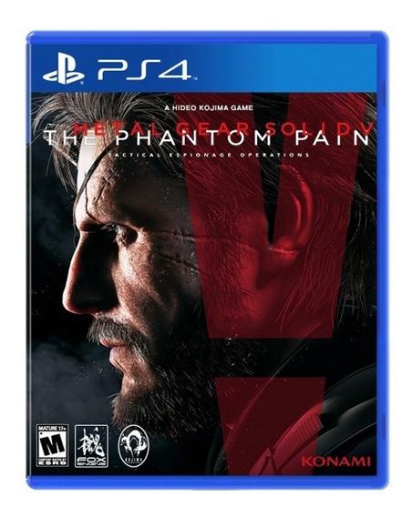 Metal Gear Phantom Pain Ps4 Original**1