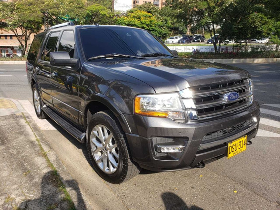 Ford Expedition Limited 2017 4x4 30.000km Automático
