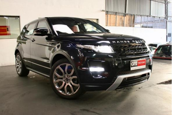 Land Rover Evoque 2.0 Si4 Dynamic 5p Aut 2012 Blindado