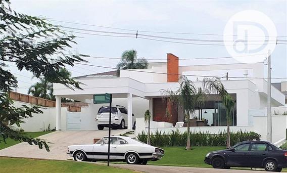 Casa À Venda, 278 M² Por R$ 1.690.000 - Condomínio Campo De Toscana - Vinhedo/sp - Ca3596