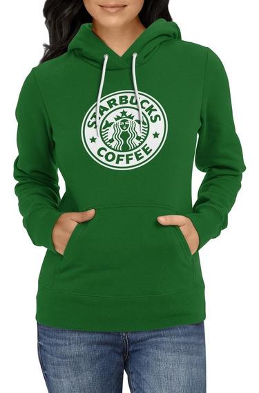 Sudadera De Mujer Starbucks Mod-1