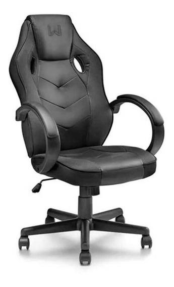 Cadeira Gamer Com Função Basculante 15° Suporta Até 120kg Pr