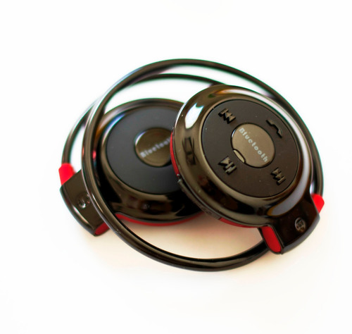 Audifonos Bluetooth Manos Libres Musica Sd Radio Fm Mini-503