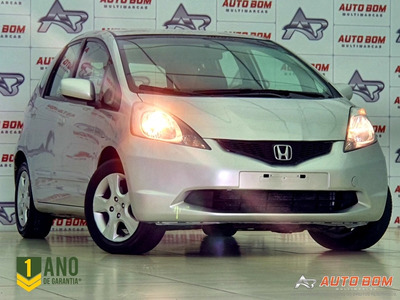 Honda Fit Lxl Flex Aut. 1.4 16v Completo! Imperdivel!