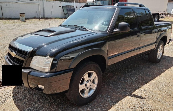 Chevrolet S10 2.4 Advantage Cab.dupla Flex 4p