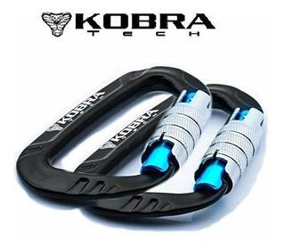 Kobra Tech Aluminium D Shape 12 Kn Pequeño Fuerte Y Liviano