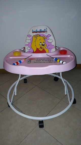 Andador Para Bebé Bebesit Nena