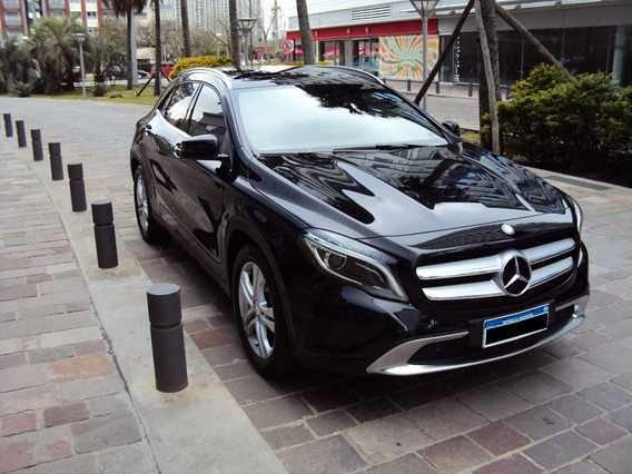 Mercedes Benz Clase Gla 1.6 Gla200 Urban 156cv - Madero Cars