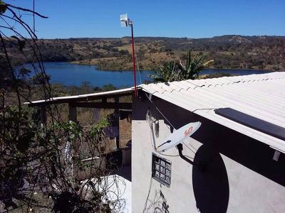 Rancho Na Beira Do Lago Corumbá Iv Entrada Km 08 Br 060
