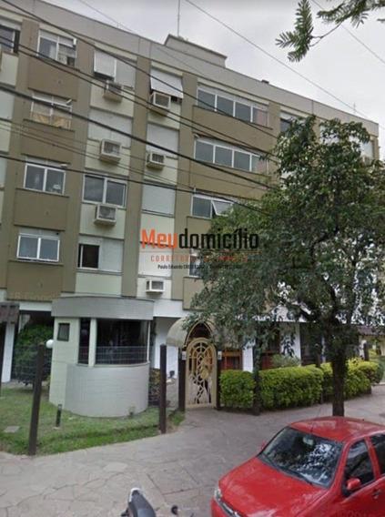 Apartamento A Venda No Bairro Petrópolis Em Porto Alegre - - 15600md-1