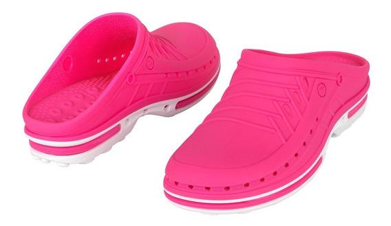Wock Clog Zapato Profesional Cómodo Ligero Enfermera Oferta