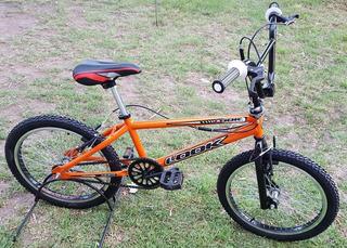 Bicicleta Freestyle Rodado 20 Ram
