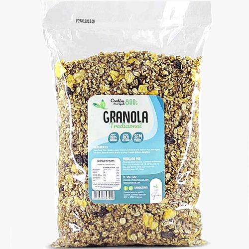 Granola Tradicional - 800g