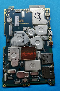 Board Tarjeta Circuitos Blackberry Z30 Para Sacar Repuestos