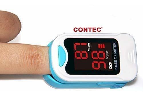 Oxímetro De Pulso De La Yema Del Dedo Monitor De Saturación