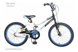 Bicicletas Rod. 20 Niño Alumunio