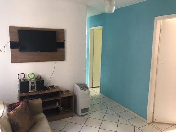 Excelente Apartamento Cdhu Em Itanhaém, Litoral Sul De Sp