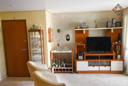 Apartamento Com 3 Dormitórios À Venda, 93 M² Por R$ 950.000,00 - Pinheiros - São Paulo/sp - Ap53967
