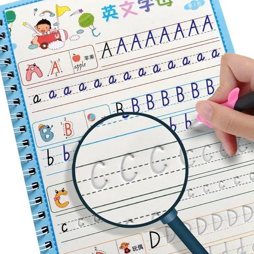 Cuadernos Para Niños Reutilizables  Magicos