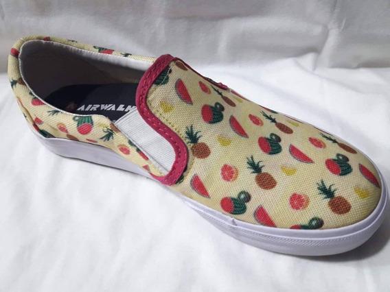 Zapatillas Panchas Airwalk Full Frutas Liquidación !