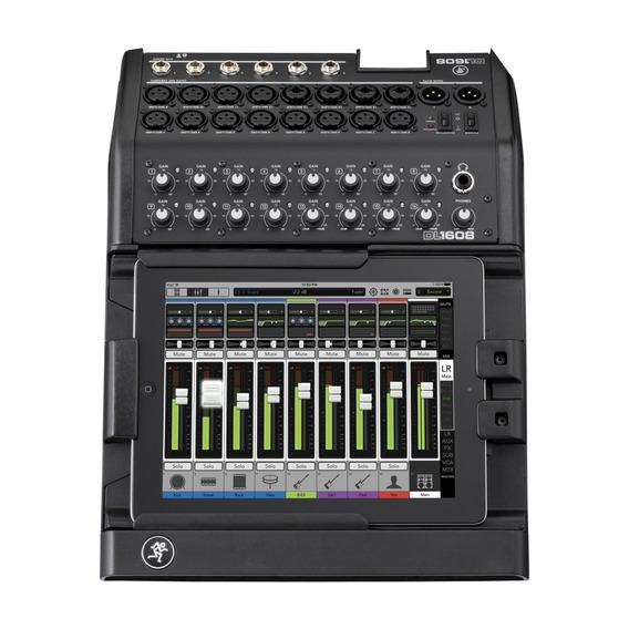 Mackie Dl1608 Mixer Digital Para iPad 16 Canais