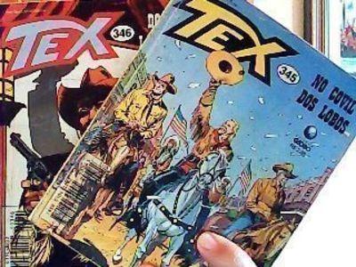 Revista Tex Nº345 E 346 Vários