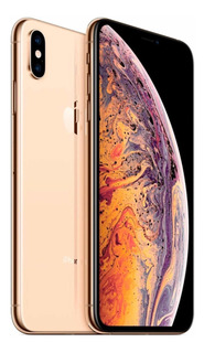 iPhone Xs Max 64gb Dourado Golden Garantia Até Março/2020