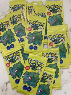 Pokémon Go Xy Serie 3 Pack Por 25