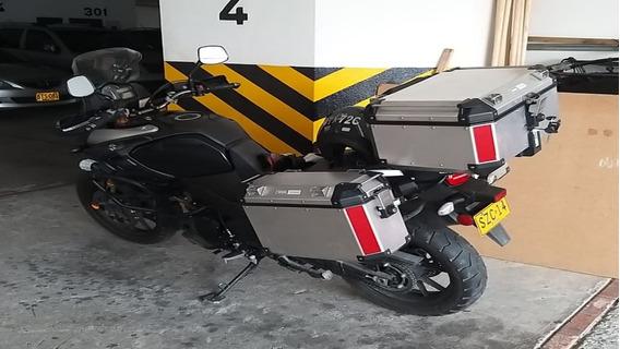 Moto Vstron Dl 1.000