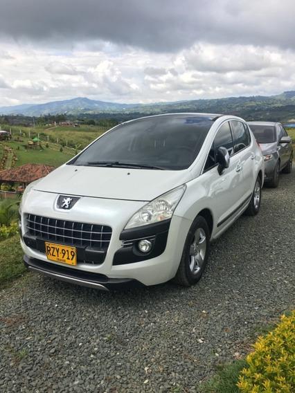 Peugeot 3008 2011 Premium