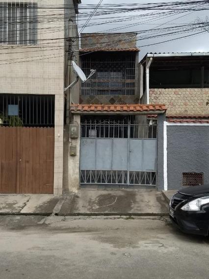 Casa Em Porto Novo, São Gonçalo/rj De 130m² 5 Quartos À Venda Por R$ 200.000,00 - Ca278898